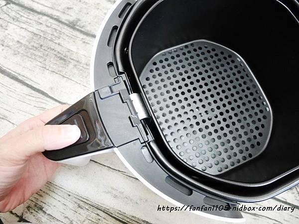 【ENLight伊德爾】3.5L液晶觸控健康氣炸鍋 (EH1804) #零廚藝料理 #氣炸鍋食譜 (19).JPG
