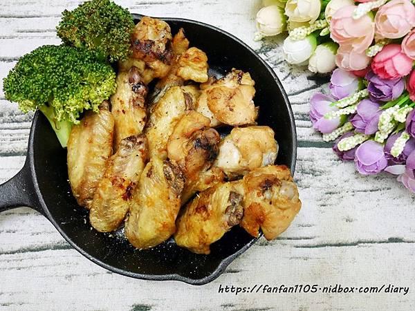 【ENLight伊德爾】3.5L液晶觸控健康氣炸鍋 (EH1804) #零廚藝料理 #氣炸鍋食譜 (30).JPG