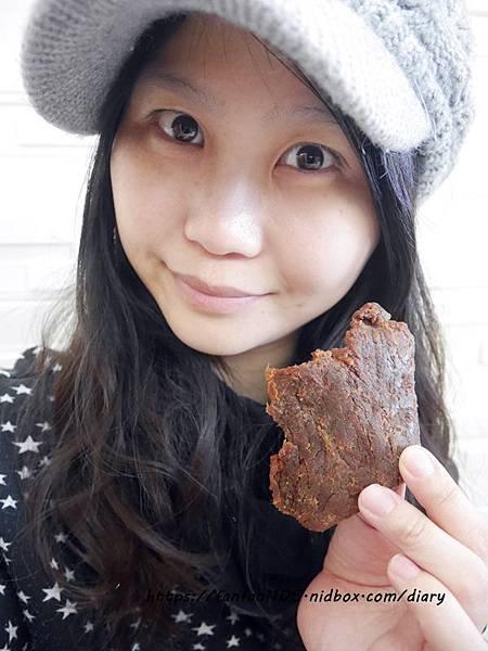 【全家美食】良金牧場 高梁牛肉乾 #牛肉乾 #全家零食 (12).JPG