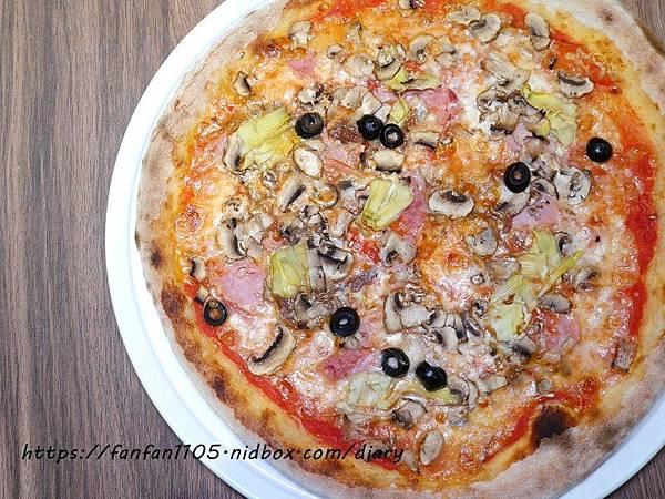 【義大利披薩】Pizza Persé 傳統式義大利披薩專賣店 #大安區美食 #pasta #pizza (11).jpg