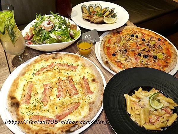 【義大利披薩】Pizza Persé 傳統式義大利披薩專賣店 #大安區美食 #pasta #pizza (13).jpg