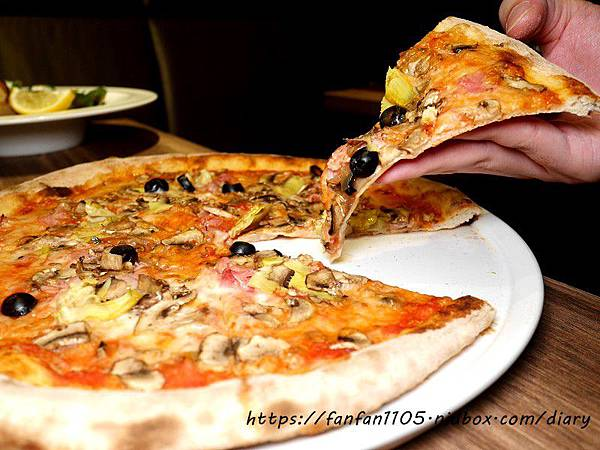 【義大利披薩】Pizza Persé 傳統式義大利披薩專賣店 #大安區美食 #pasta #pizza (14).jpg
