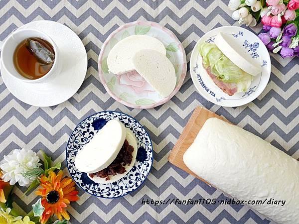 【都鋐麵包坊】特大鮮奶饅頭 天然手工製作 當早餐、點心都適合 (8).JPG