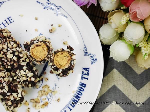 【自然主意】酷覓星 日式黑巧肉鬆煎捲 鹹甜多層次口感 營養又美味 #伴手禮推薦 (7).JPG