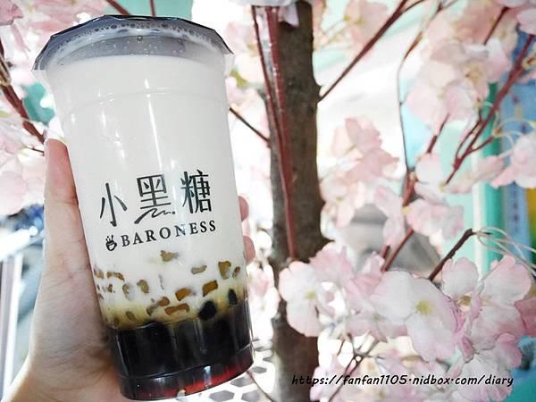【光華商圈黑糖珍珠鮮奶】小黑糖-光華店 #小黑糖 #黑糖珍珠鮮奶 #光華商場 #手搖飲 (9).JPG