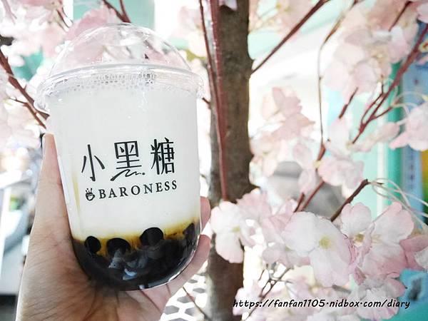 【光華商圈黑糖珍珠鮮奶】小黑糖-光華店 #小黑糖 #黑糖珍珠鮮奶 #光華商場 #手搖飲 (10).JPG