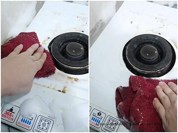 【潔淨學】廚房去油慕斯 #廚房清潔劑 #去油污 輕鬆不費力 (1).jpg