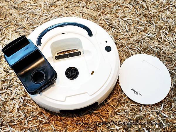 HANLIN-ESD1 USB充電吸塵掃地機 999元 吸塵、掃地、拖地等三合一 #小資族的福音  #高CP值 #掃地機 (7).JPG