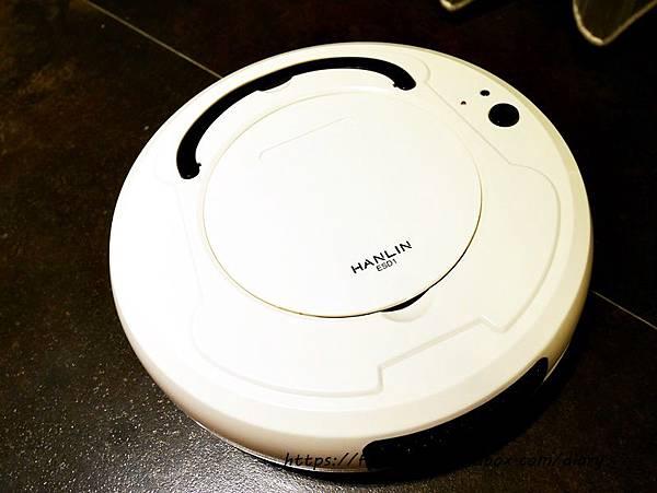 HANLIN-ESD1 USB充電吸塵掃地機 999元 吸塵、掃地、拖地等三合一 #小資族的福音  #高CP值 #掃地機 (19).JPG