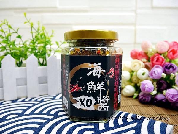 【Just eat it就嗜吃】海鮮XO醬 #XO醬  #拌飯 #拌麵 #沾醬 #入菜 都對味 (4).JPG