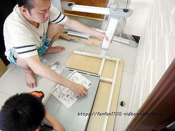 【成長天地生活館】兒童成長書桌椅 #兒童書桌 #成長書桌 #成長椅 #學習桌 #人體工學設計 (5).JPG