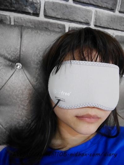 【Comefree康芙麗】USB定時三段溫控熱敷眼罩 旅行飛行適用 (淡雅灰) (9).JPG