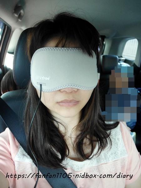 【Comefree康芙麗】USB定時三段溫控熱敷眼罩 旅行飛行適用 (淡雅灰) (12).JPG