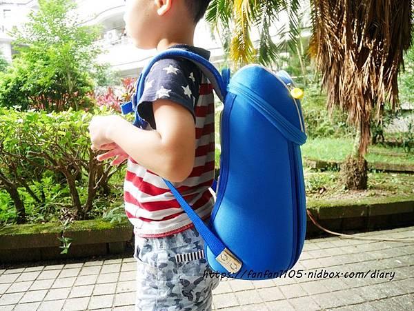 【impact 怡寶】兒童護脊書包 Cuty sugar 彩糖系列 #輕量護脊書包 #護脊書包 (2).JPG