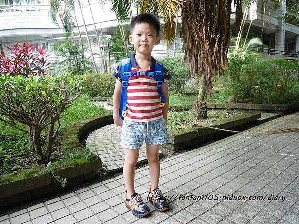 【impact 怡寶】兒童護脊書包 Cuty sugar 彩糖系列 #輕量護脊書包 #護脊書包 (6).JPG