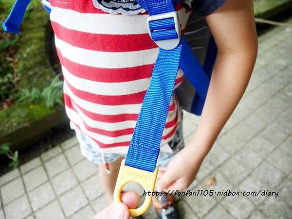 【impact 怡寶】兒童護脊書包 Cuty sugar 彩糖系列 #輕量護脊書包 #護脊書包 (7).JPG