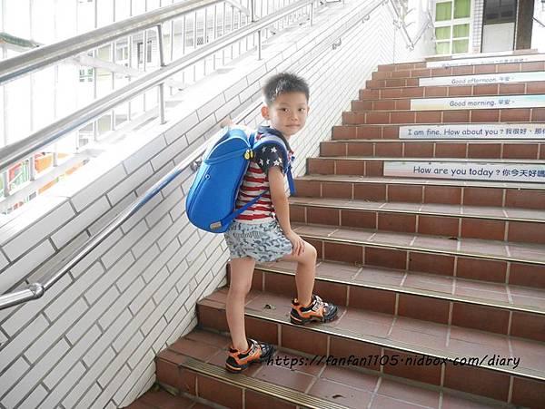 【impact 怡寶】兒童護脊書包 Cuty sugar 彩糖系列 #輕量護脊書包 #護脊書包 (11).JPG
