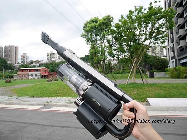 【日本Bmxmao】MAO Clean M1車用吸塵器 #吸塵 #吹氣 #無線手持 #6組吸頭 #HEPA H13等級濾網 (39).JPG