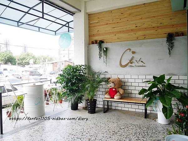 【府中早午餐,林家花園】晨禔 kitchen #網美 #義大利麵 #甜點 #下午茶 #林家花園 (2).JPG
