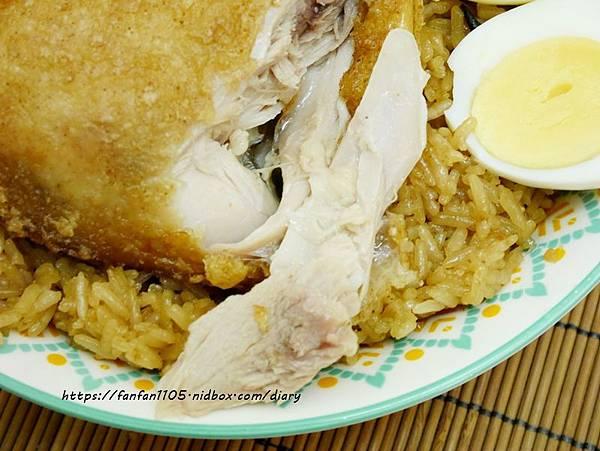 彌月油飯推薦【悅之喜】彌月油飯 #悅好 #有雞蛋 #雞腿油飯 (9).JPG