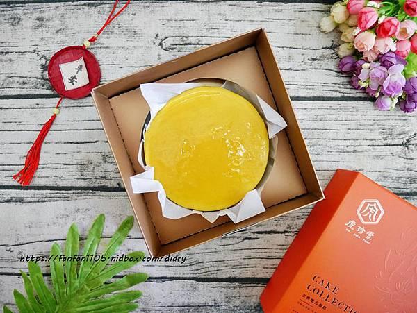 【彌月蛋糕推薦】虎珍堂 #憨吉濃濃乳酪 #紫薯米蛋糕 #彌月禮盒 #彌月試吃 (4).JPG