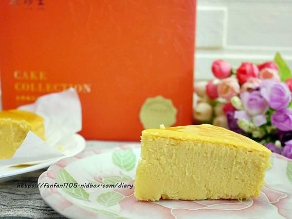 【彌月蛋糕推薦】虎珍堂 #憨吉濃濃乳酪 #紫薯米蛋糕 #彌月禮盒 #彌月試吃 (7).JPG