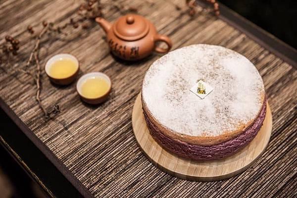 【彌月蛋糕推薦】虎珍堂 #憨吉濃濃乳酪 #紫薯米蛋糕 #彌月禮盒 #彌月試吃 (11).jpg