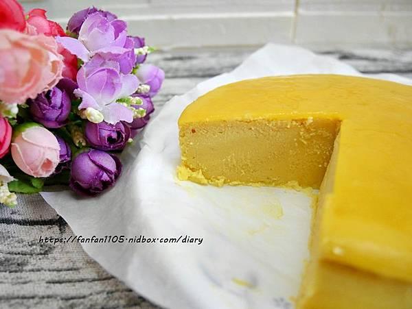 【彌月蛋糕推薦】虎珍堂 #憨吉濃濃乳酪 #紫薯米蛋糕 #彌月禮盒 #彌月試吃 (10).JPG
