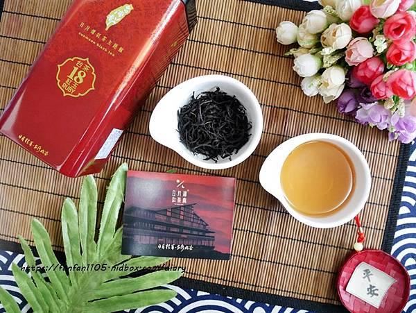 【台灣香日月潭紅茶廠】Hohocha喝喝茶 #日月潭紅茶 #紅玉紅茶 #南投魚池 #伴手禮 #年節禮盒 (17).JPG