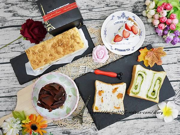 市政府站【法國的秘密甜點】#生日蛋糕 #彌月蛋糕 #甜點 #下午茶 #統一時代 (9).JPG