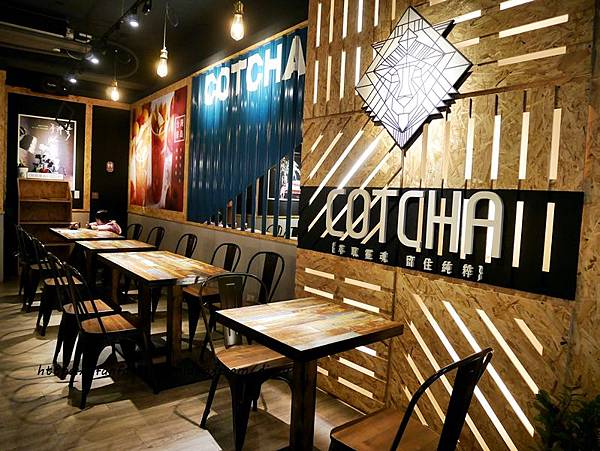 【新莊咖啡廳】咖竅cotcha coffee 新莊龍安店 #咖啡 #輕食 #手工餅乾 #下午茶 (8).JPG