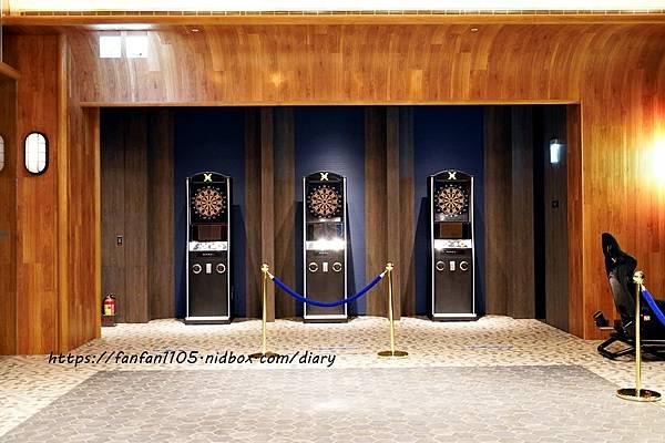 【桃園住宿】COZZI Blu 和逸飯店 • 桃園館 海洋旗艦飯店 #安心旅遊補助 #Xpark #高鐵桃園站 #新光影城 吃喝玩樂都滿足 (22).JPG