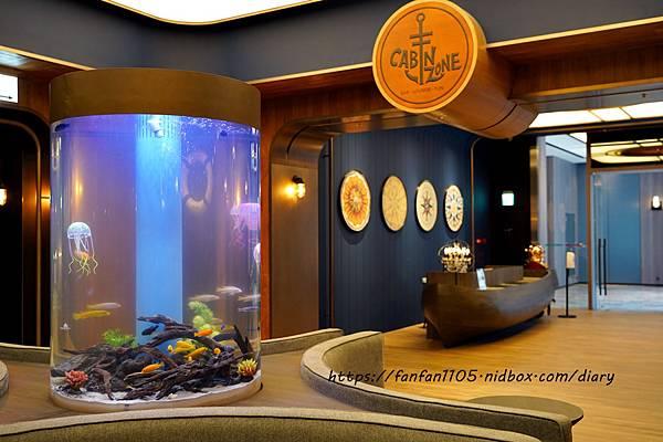 【桃園住宿】COZZI Blu 和逸飯店 • 桃園館 海洋旗艦飯店 #安心旅遊補助 #Xpark #高鐵桃園站 #新光影城 吃喝玩樂都滿足 (43).JPG
