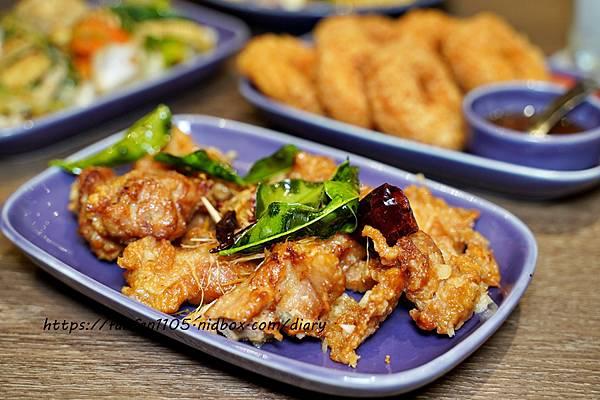 【新莊泰式料理】NARA Thai #米其林推薦泰國餐廳 #新莊美食 #新莊宏匯廣場 (8).JPG