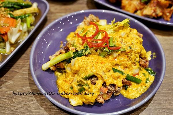 【新莊泰式料理】NARA Thai #米其林推薦泰國餐廳 #新莊美食 #新莊宏匯廣場 (10).JPG