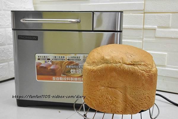 【麵包機推薦】THOMSON 全自動投料製麵包機 TM-SAB02M #19種行程設定 麵包新手也能易上手 (29).JPG