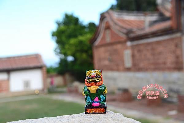風獅爺是鎮宅保平安的吉祥物.jpg