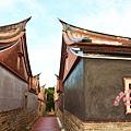 燕尾飛簷是閩南地區的建築特色.jpg