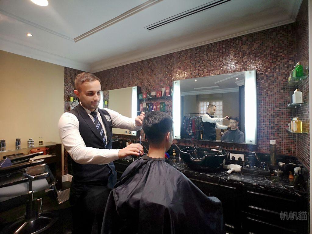 【馬來西亞】吉隆坡大華酒店 住宿順便剪髮 來自伊朗的型男設計師為你服務