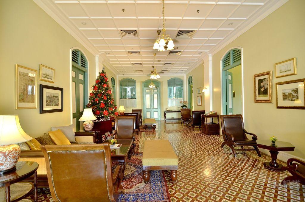 【馬來西亞】馬六甲The Majestic Malacca大華酒店 走進百年前的南洋歲月