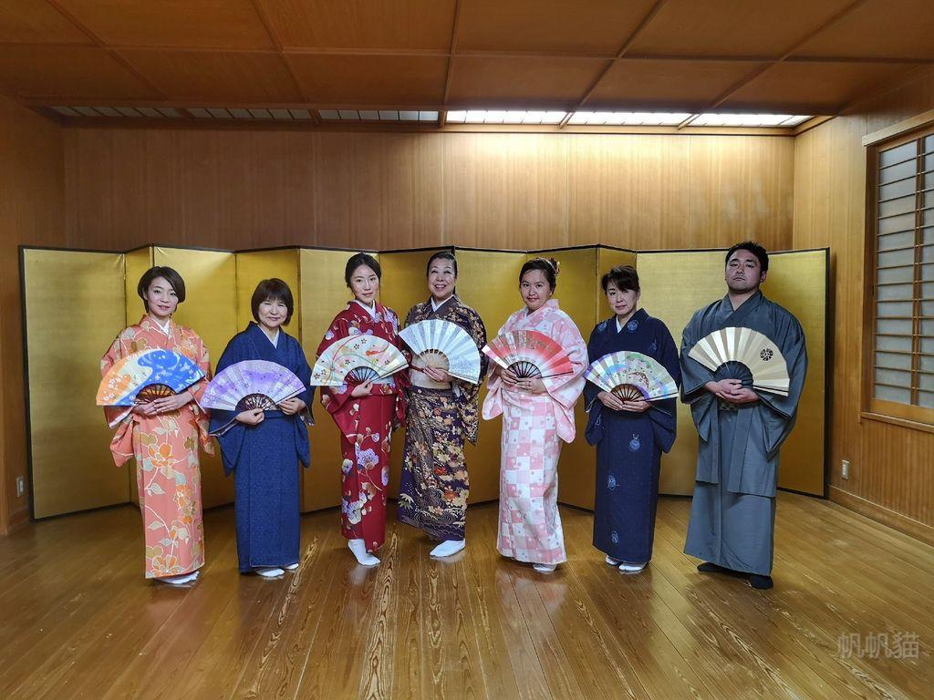 【日本 福島】郡山市 四季埜着付総合教室 日本傳統文化體驗(和服、日本舞、茶道)