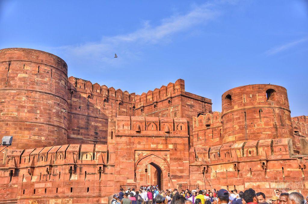 【印度 阿格拉】阿格拉堡Agra Fort 印度版宮鬥劇 情節根本18禁