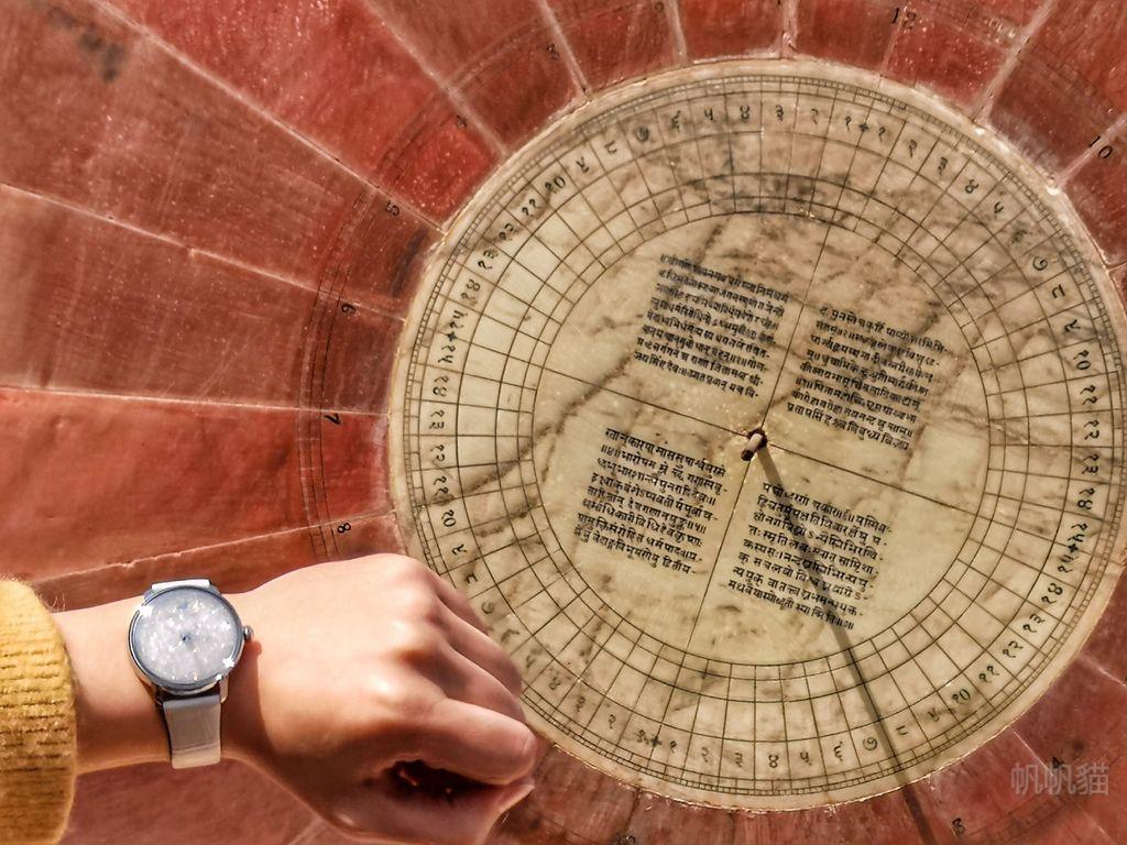 【印度 齋浦爾】江塔曼塔天文台 世界上最大的石製日晷 12星座觀測時間 都在這!