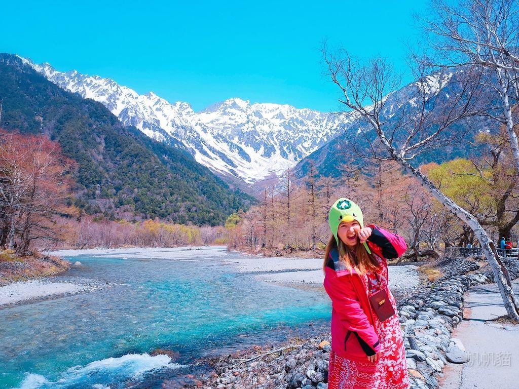 【日本 長野】「上高地」傳說是神明的居住地 美的像在瑞士森林