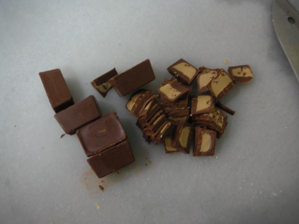 巧克力餅乾之3巧克力.JPG
