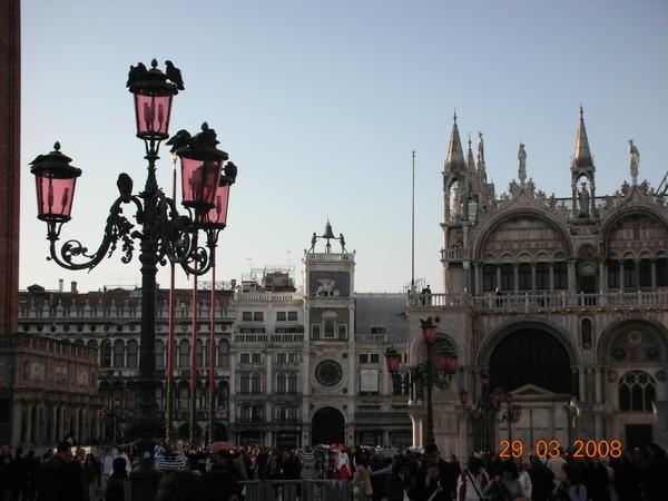 威尼斯的報時鐘1.JPG