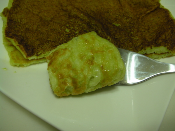 毛豆渣煎餅之7 綠綠的.JPG