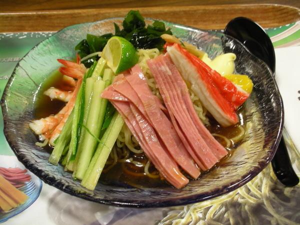 時代廣場美食趣的涼麵.JPG