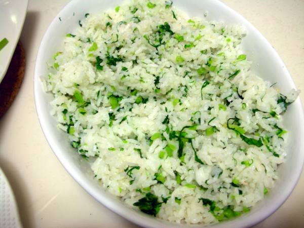 蘿蔔葉菜飯之2 菜飯1.JPG