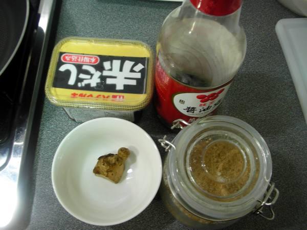 味增烤雞肉之1 材料.JPG